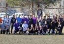 Soccer balls fly at Lassen High alumni games
