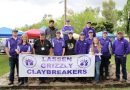 Claybreakers top podium in Stockton