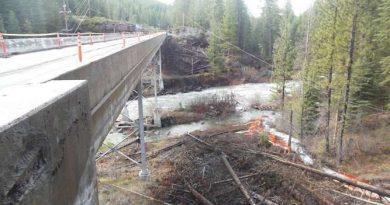 Work on Highway 147 bridge begins