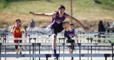 Lassen High hosts NAL track and field meet