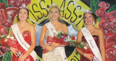 Wallace crowned Miss Lassen County
