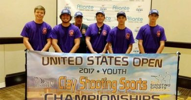 Claybreakers take on national competition