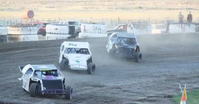 Race results in, mini stock racer talks racing career
