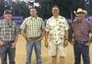 Lassen County Cattlemen host annual horseshoe tournament