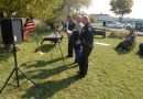 Wreath dedication ceremony honors fallen officers