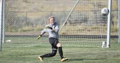 Lady Cougar soccer hosts Corsairs