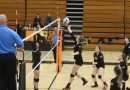 Cougar volleyball soaks in glory of shutout win