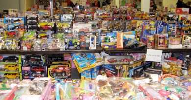 Toys for Tots announces collection fundraiser