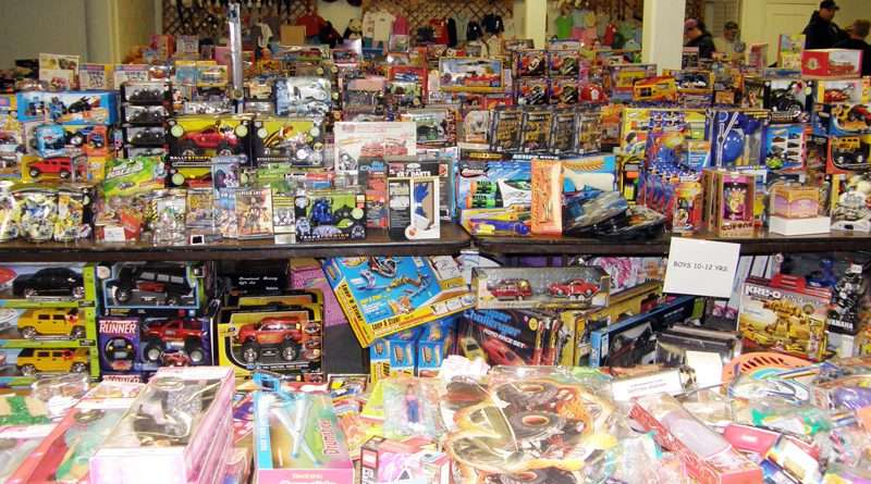 Toys For Tots Raffle : Toys for tots announces collection fundraiser lassen news