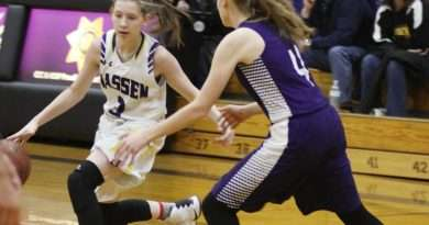 Lady Grizz basketball proves more courageous than Braves