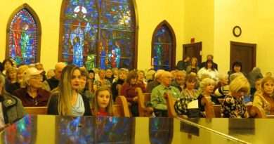 Susanville Choral Society hosts benefit concert