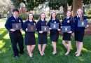 Six earn state's highest FFA degree