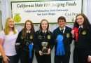 FFA vet science team wins state finals