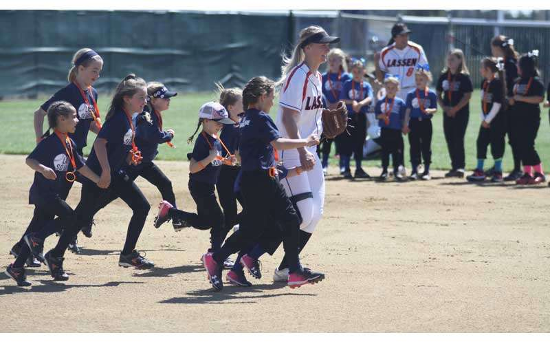 LCC hosts Susanville Little League, Youth Fastpitch Softball