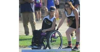 Grizzly track and field braces for NAL Championships