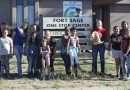 Sierra Primary Panthers form cheer team