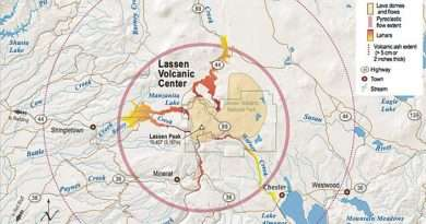 Lassen Volcanic National Park's threat a reality, but not in our lifetime