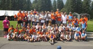 Youth embrace basketball, gospel at VBS