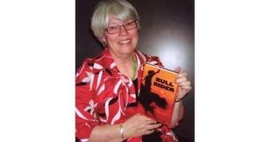 Award-winning author to visit schools in Lassen County