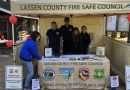 Clear Creek department hosts wildfire preparedness day