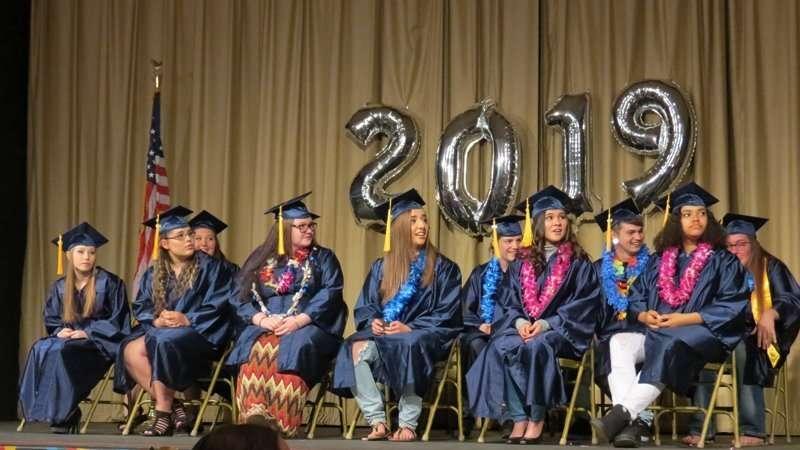 Herlong High School S Graduation Melts Hearts Lassen News