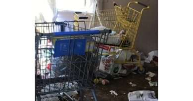Abandoned Susanville homes filled with human waste