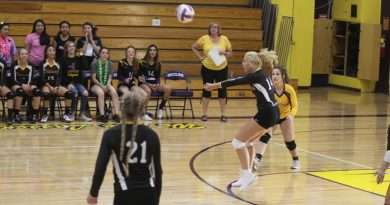 Lady Grizzlies scare the Modoc Braves back home