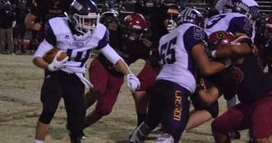 Grizzlies fall to West Valley in final league game