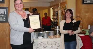 Westwood Chamber hosts annual membership mixer