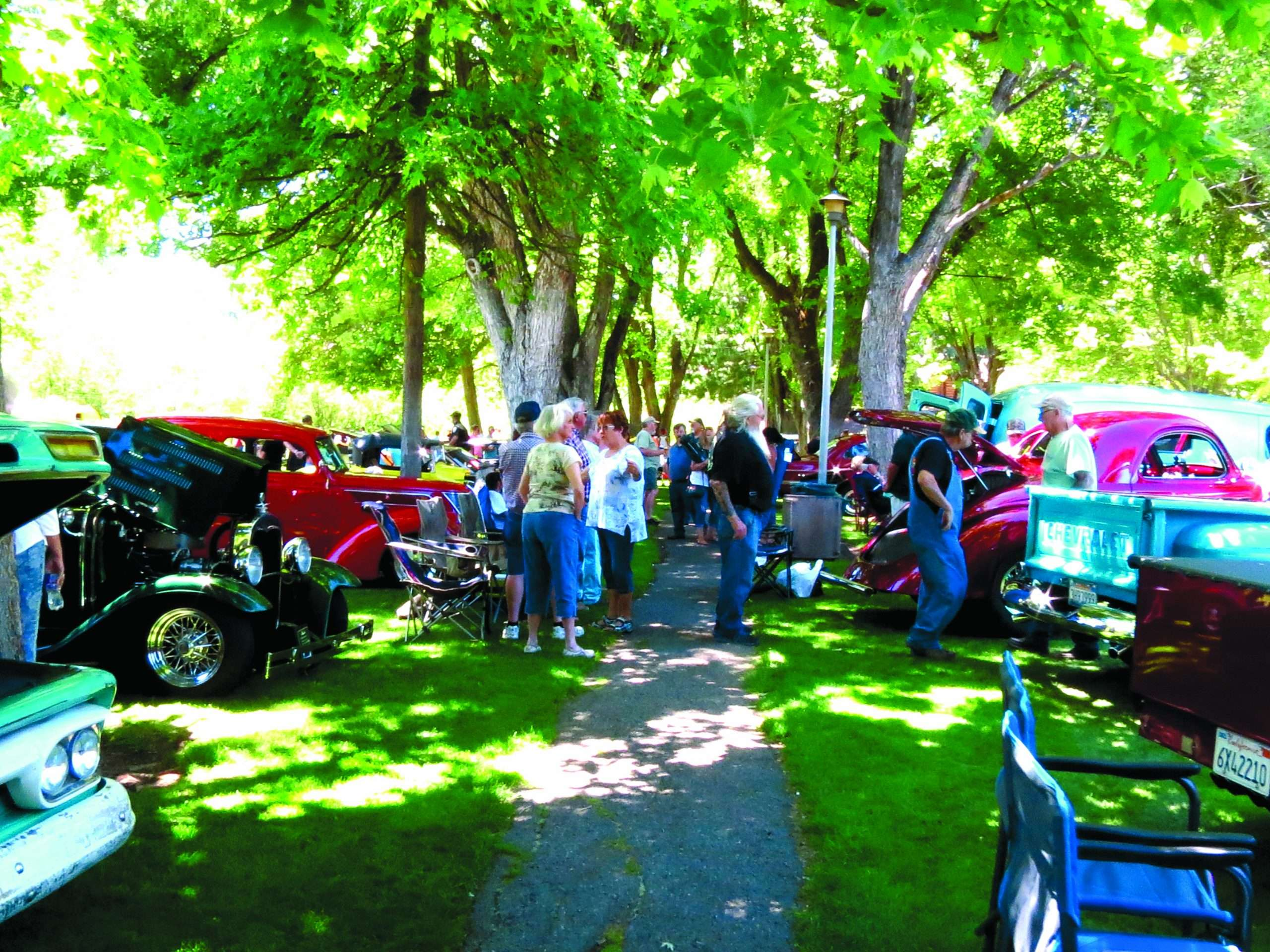 Mark your calendars and register your classic cars for the ...