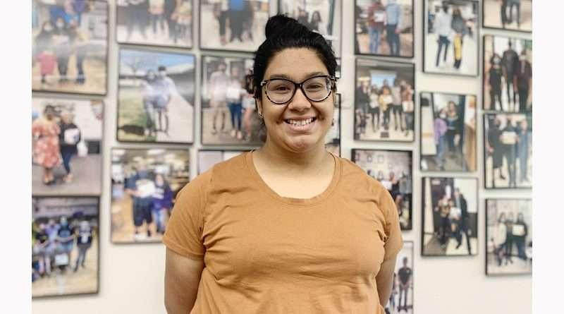 Madelaine Vera Curzio named the We Are Lassen scholarship recipient