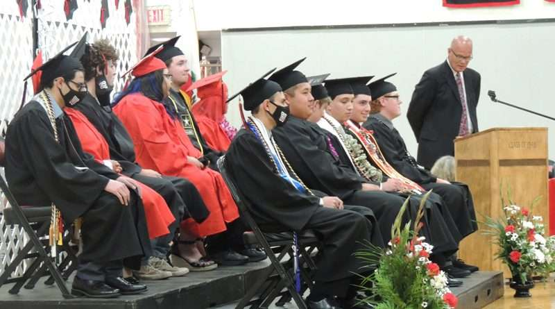 Westwood High School celebrates the graduates of 2021