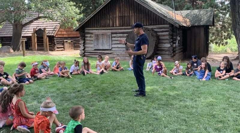 SPD Leadership Camp teaches youth various skills, benefits explorers