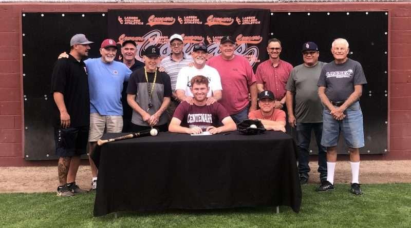 Bennett signs scholarship deal to play for Centenary College