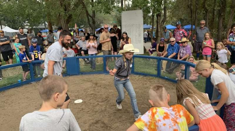 Lizard races, festivities draw visitors to annual Doyle Days