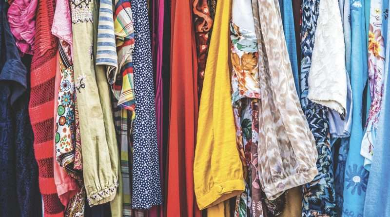 Lassen Family Services hosts Clothing Giveaway
