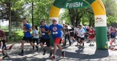 CASA's Superhero Fun Run & Walk set for Oct. 9