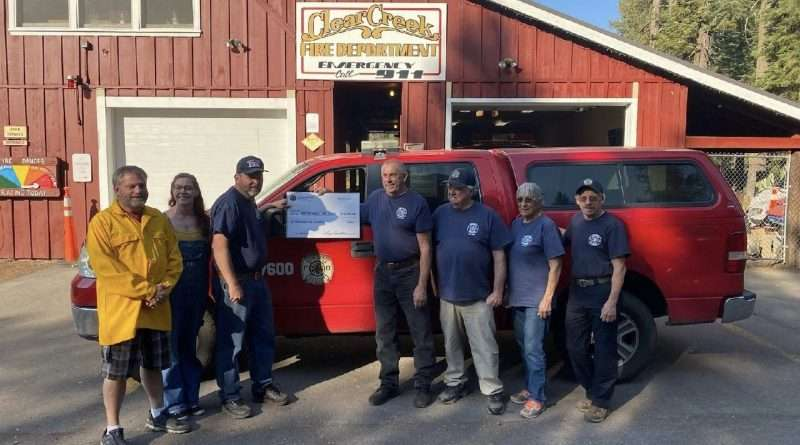 Clear Creek Volunteer Firefighters Association rummage sale raises $6,500 for Greenville department